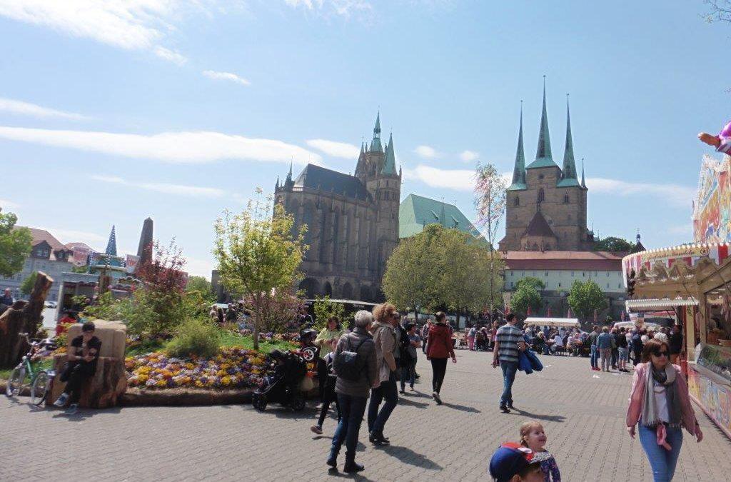 Reise der Geselligen Vereine nach Dresden vom 1.-5. Mai 2019